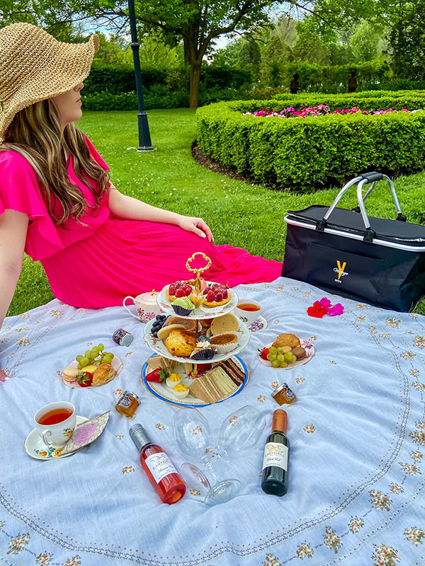Classic summer picnics in Niagara-on-the-Lake – The Charles Hotel