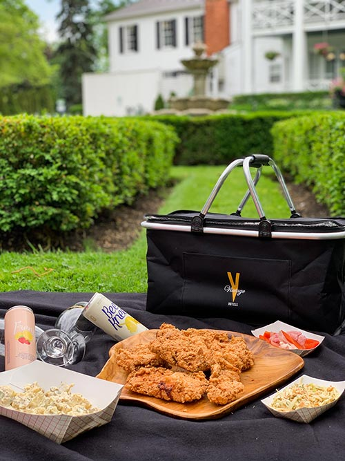 Prepared picnic lunches in Niagara-on-the-Lake