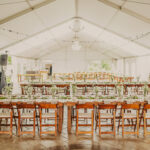 Tent Weddings at Sue Ann Staff Estate Winery
